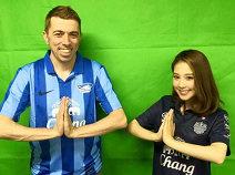 ไทยจัง! รายการญี่ปุ่นสวมชุดไทยลีกออกอากาศ