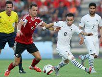 แอลเบเนีย 1 - 0 ฝรั่งเศส