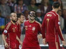 เบลารุส 0-1 สเปน