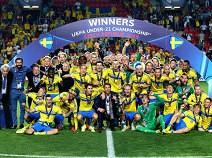สวีเดน 0-0 โปรตุเกส(ต่อเวลาพิเศษ เสมอกัน 0-0, สวีเดน ชนะจุดโทษ 4-3)