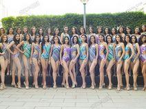 """ดู้ม!!40สาวมิสยูนิเวิร์สฯประชันวันพีซรอบ """"Presentation Show"""""""