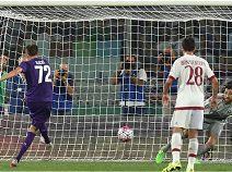 ฟิออเรนติน่า 2-0 เอซี มิลาน