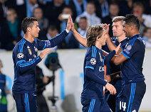 มัลโม่ (สวีเดน) 0-2 เรอัล มาดริด (สเปน)