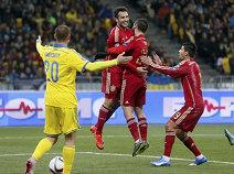 ยูเครน 0-1 สเปน