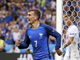 ฝรั่งเศส 5-2 ไอซ์แลนด์