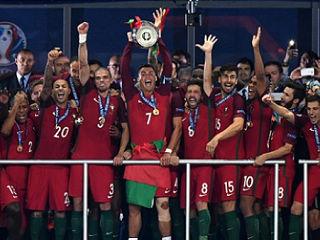 โปรตุเกสเจ้ายุโรป!เอแดร์ซูเปอร์ซับยิงดับไก่ต่อเวลา1-0