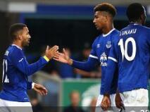 Everton 4 : 0 yeovil