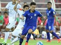 ไทย 0 - 2 ญี่ปุ่น