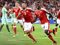 สวิตเซอร์แลนด์ 2 - โปรตุเกส 0