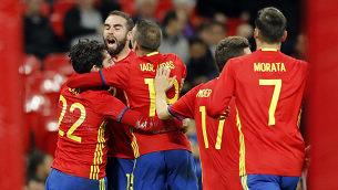 อังกฤษ 2- สเปน 2