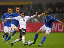 อิตาลี0-0 เยอรมัน