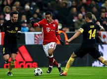 บาเยิร์น มิวนิค (เยอรมัน) 1 - 0แอต.มาดริด (สเปน)