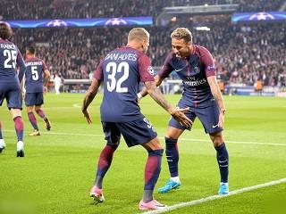 ปารีส แซงต์-แชร์กแมง (ฝรั่งเศส) 3  - 0 บาเยิร์น มิวนิค (เยอรมัน)