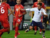 อิตาลี 1   -   1 มาซิโดเนีย