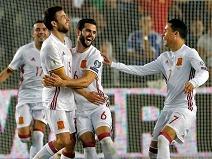 อิสราเอล 0-1 สเปน