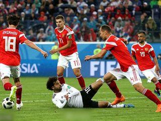 รัสเซีย 3 - 1 อียิปต์