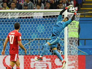 สเปนบดอิหร่าน1-0