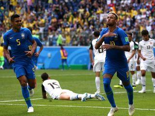 บราซิล 2-0 คอสตาริกา
