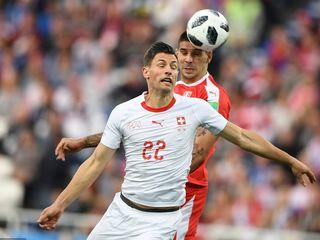 เซอร์เบีย 1 - 2 สวิตเซอร์แลนด์