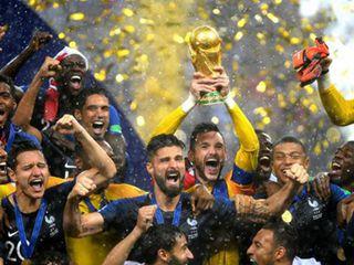 ฝรั่งเศสแชมป์โลก!