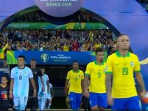 ไฮไลท์โกปา อเมริกา บราซิล 2-0 อาร์เจนตินา