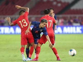 ฟุตบอลโลกรอบคัดเลือก อินโดนีเซีย 0-3 ไทย
