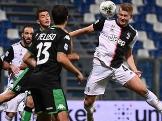 ซาสซูโอโล่ 3-3 ยูเวนตุส